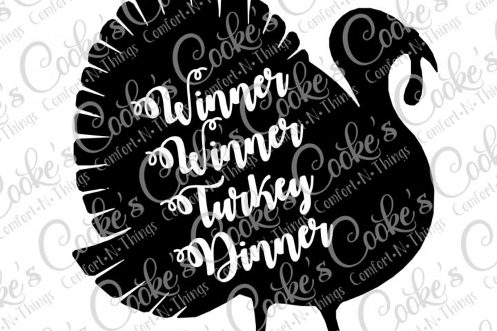 Winner Winner - Turkey Dinner