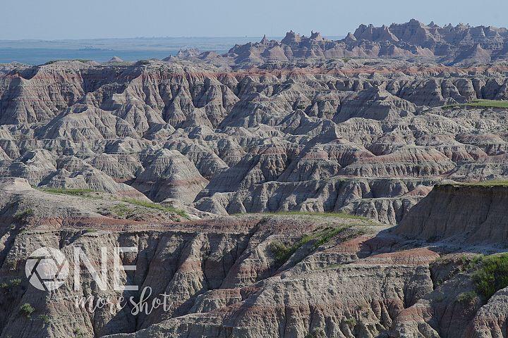 Badlands South Dakota Stock Photo - National Park Photo