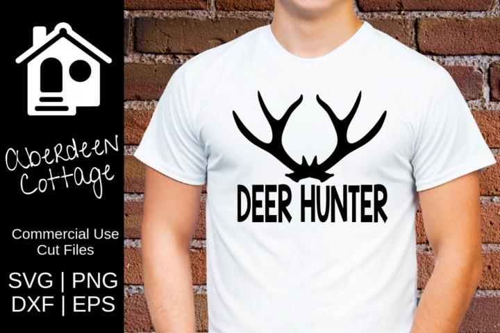 Deer Hunter SVG