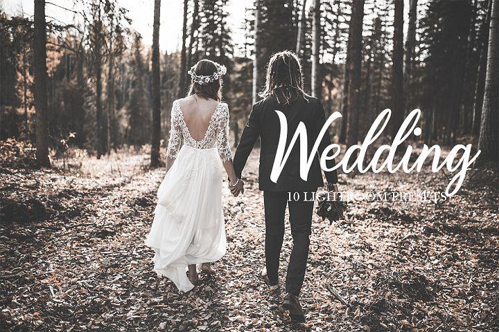10 Wedding Presets Lightroom