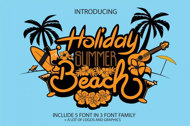 Holiday Summer Beach