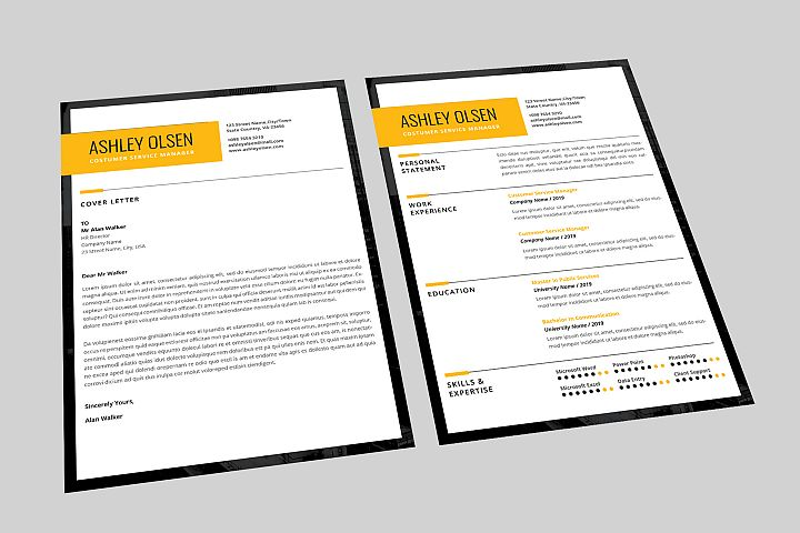 Keys CV Resume Designer