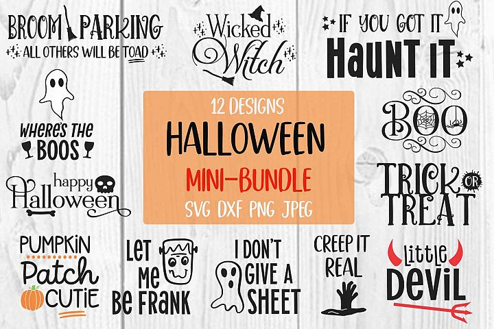 Halloween Mini Bundle