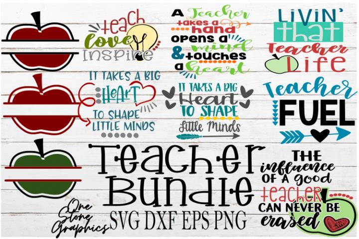 Teacher Bundle svg,Teacher svg,Teacher appreciation svg