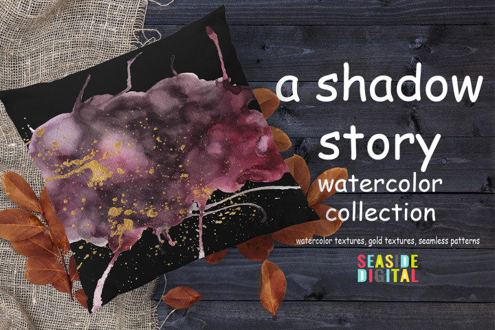 A Shadow Story Watercolor Collection