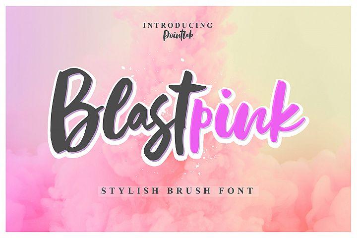 Blastpink Script