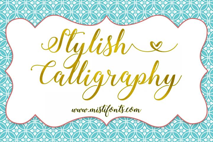 Stylish Calligraphy