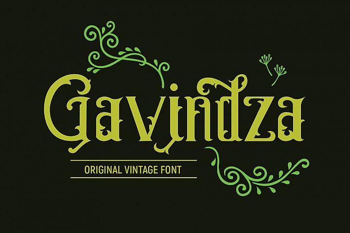 Gavindza