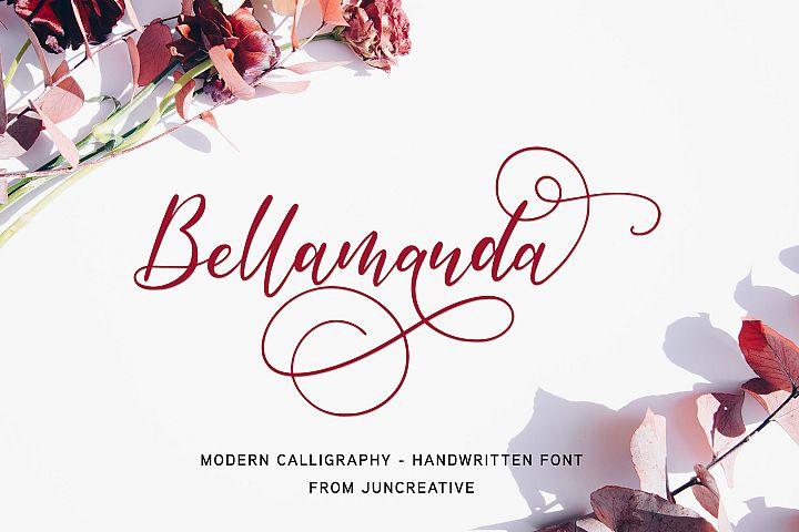Bellamanda Script Font