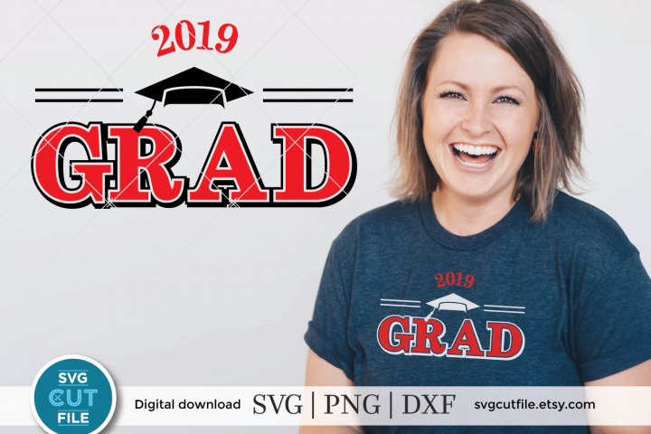 Graduation svg, class of 2019, 2019 grad svg, senior svg