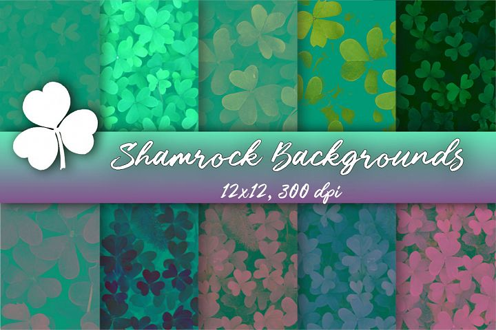 Shamrock Backgrounds
