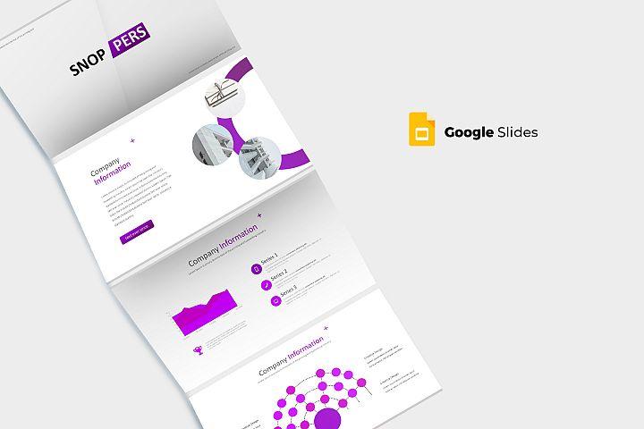Snopper - Google Slides Template