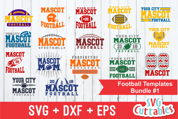 football bundle  1  svg cut files