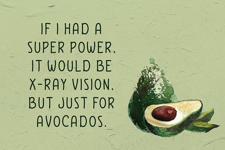 Avocados example image 4
