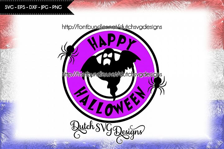 Halloween cutting file, in Jpg Png SVG EPS DXF for Cricut & Silhouette, halloween svg, starbucks svg, starbuck svg, halloween cut file, diy