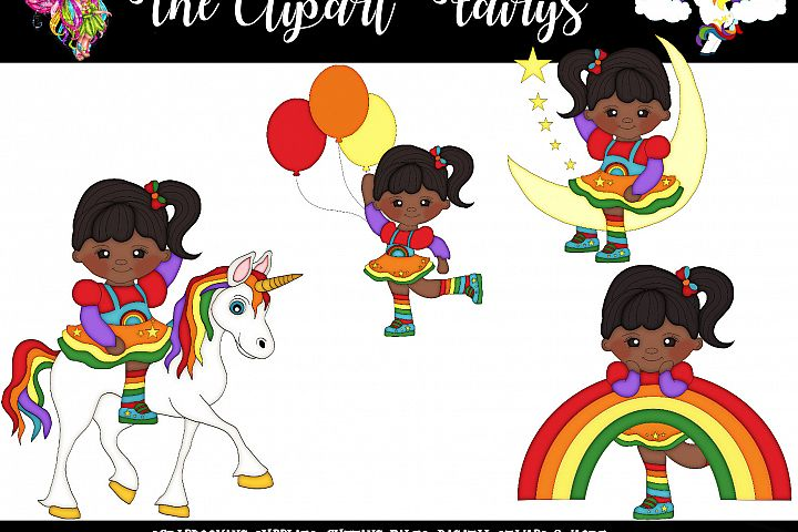 Rainbow Girls n Unicorns 2