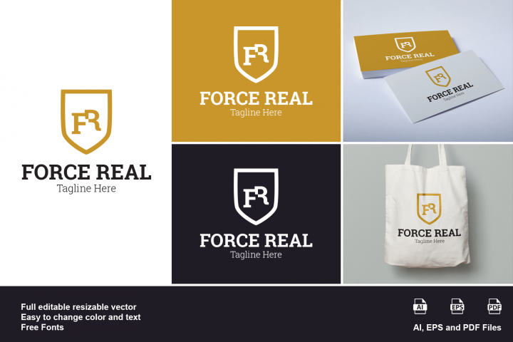 Force Real Logo