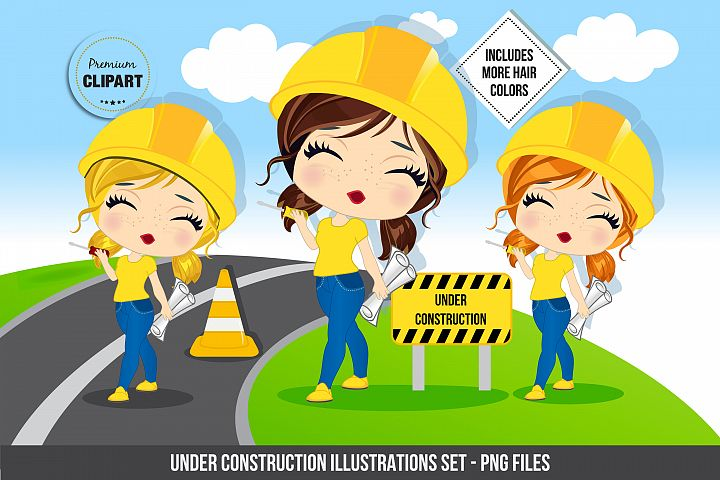 Construction clipart, Construction birthday