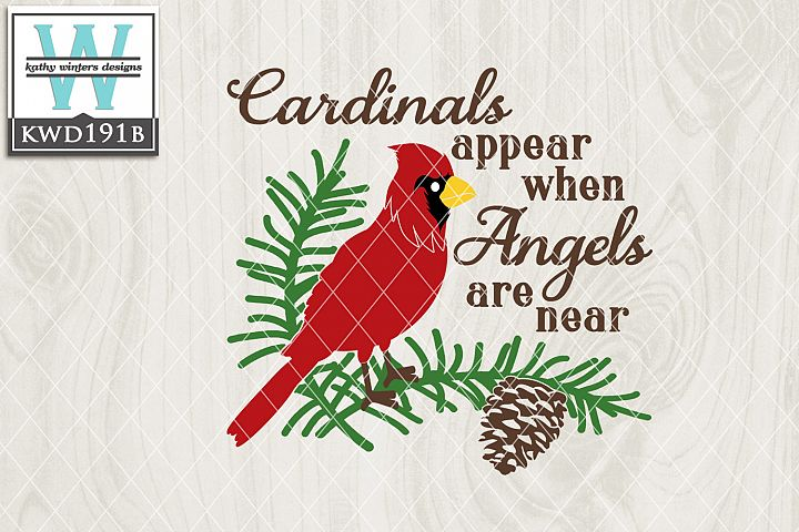 Cardinal SVG - Cardinals Appear