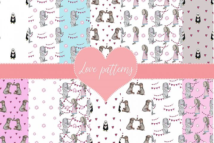 love patterns