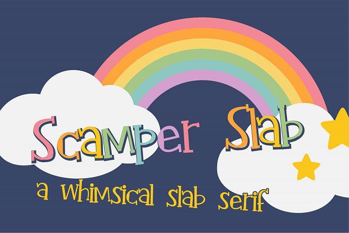 Scamper Slab