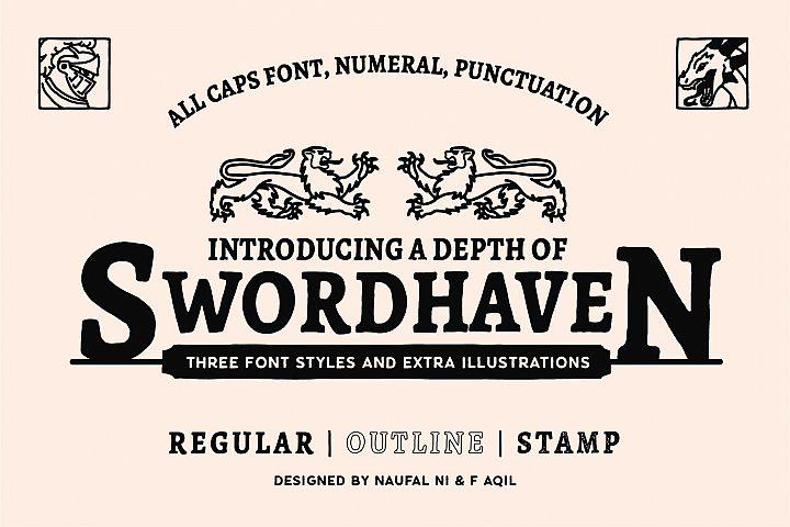 SWPRDHAVEN Font