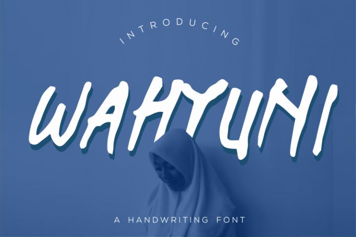 Wahyuni Font