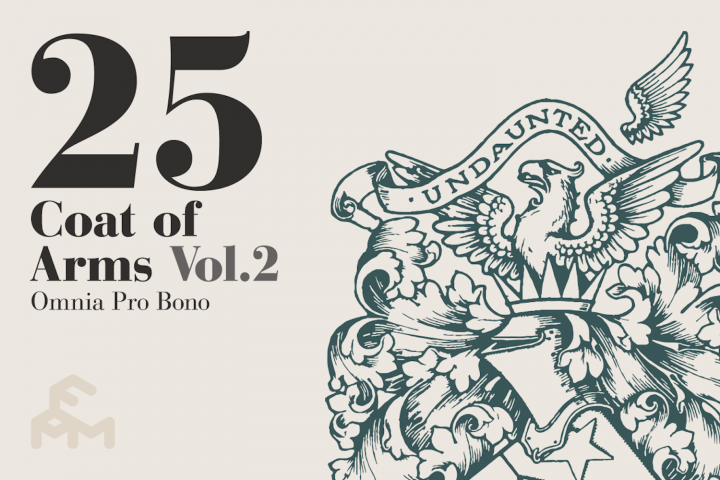 25 Coat Of Arms - Vol.2