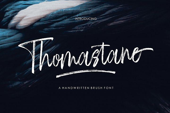 Thomastane Font