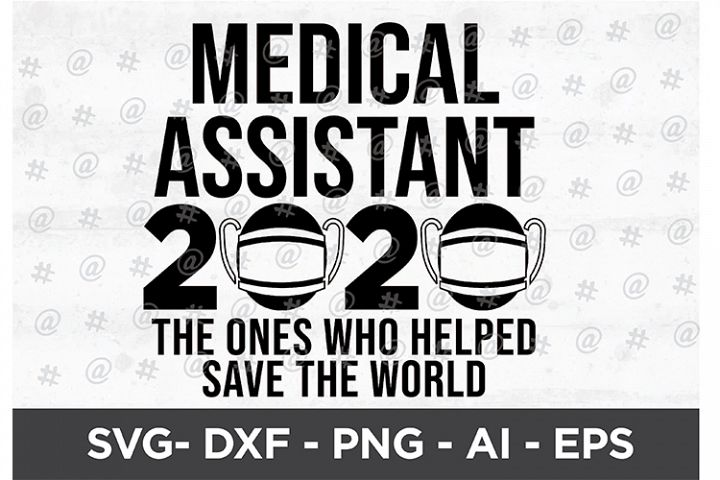 Medical Assistants 2020 who helped save the world Printable