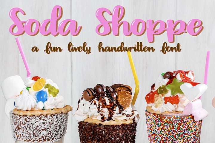 Soda Shoppe