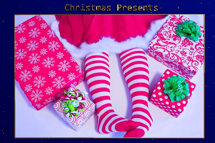 XMAS - Christmas Presents Lr Presets