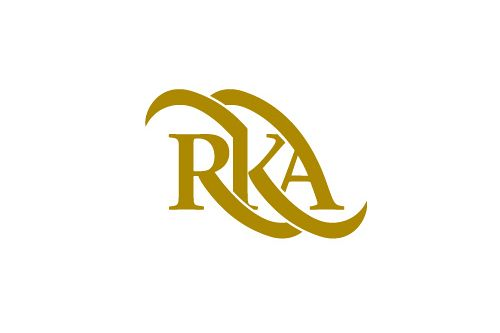 RKA Monogram Logo Design