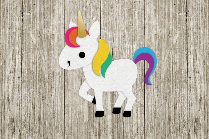 Unicorn SVG Design