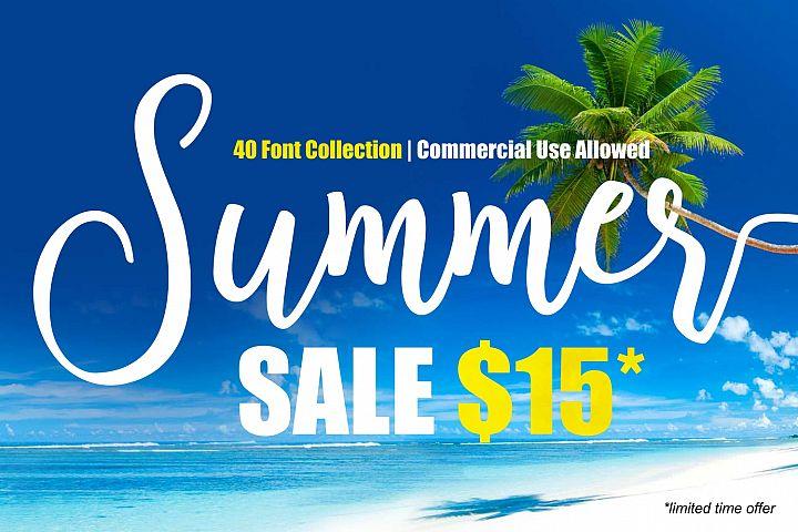 SUMMER SALE $15