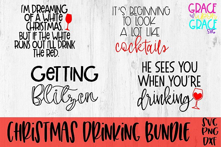 Christmas Drinking Bundle