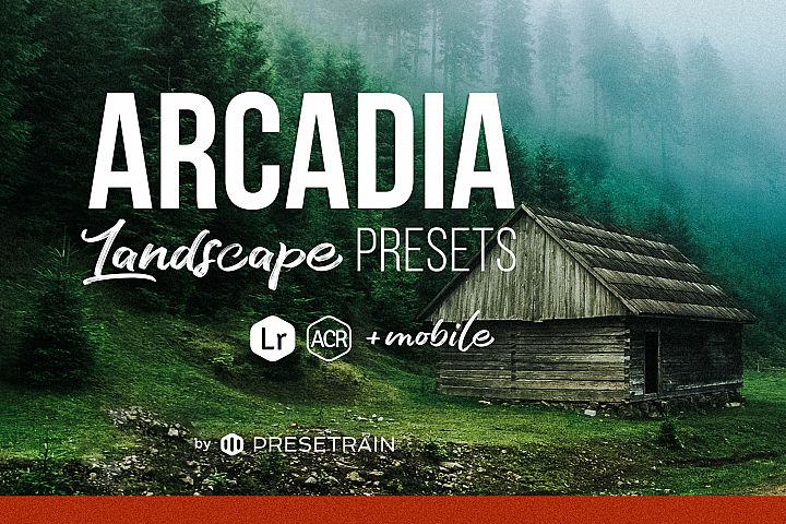 Arcadia Landscape Presets for Desktop & Mobile
