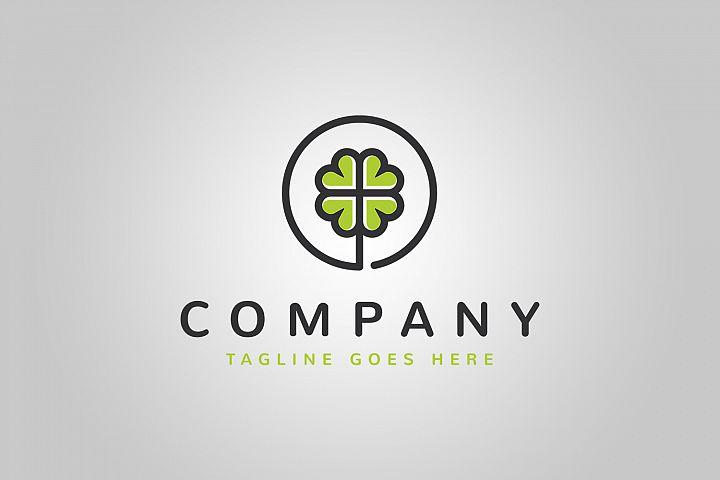 Clover Logo Template
