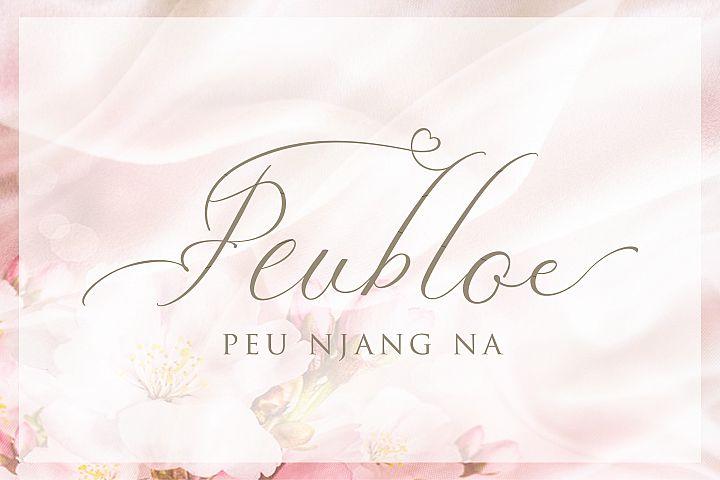 Peubloe