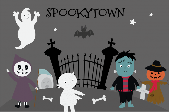 Spookytown pack