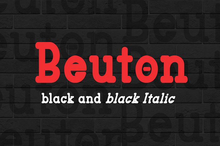 Beuton Black