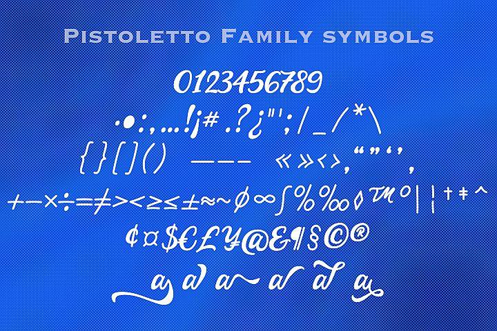 Pistoletto free example 4