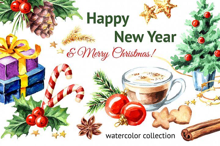 Happy New Year & Merry Christmas!