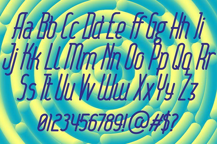 Font&furious example image 2