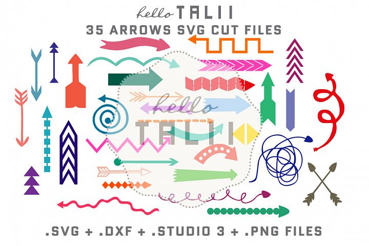 Arrows SVG Cut Files BUNDLE