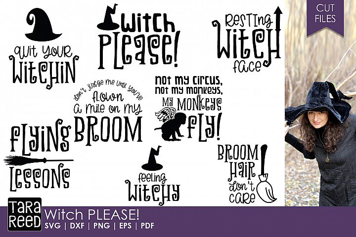 Witch PLEASE!