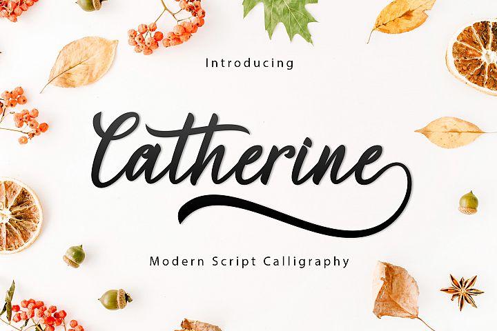 Catherine Script