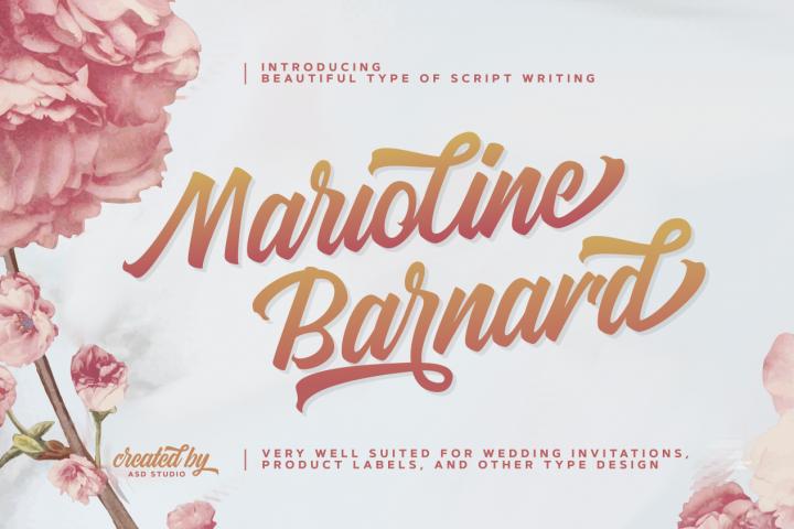 Marioline Barnard