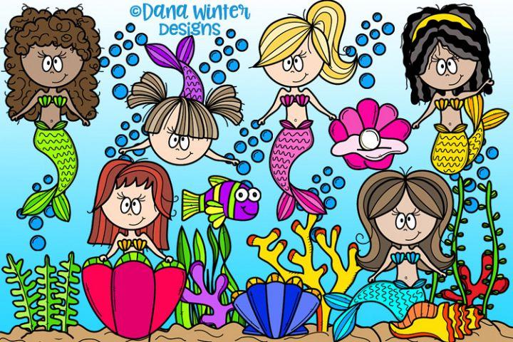 Mermaid Cuties