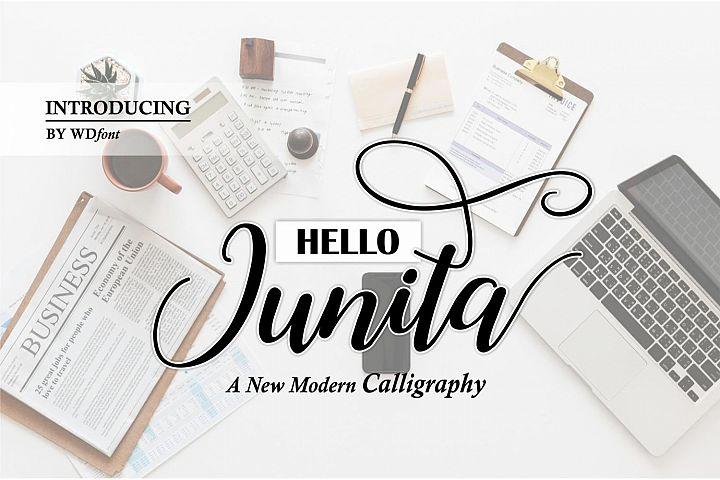 Hello Junita